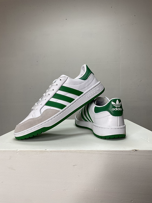 Adidas Team Court White/Green