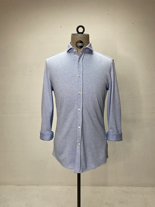 Drykorn Comfort Stretch Shirt Lt Blue