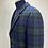 Thumbnail: Drykorn Woolen Coat Blackwatch Check