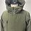 Thumbnail: Elvine Hooded Jacket Army