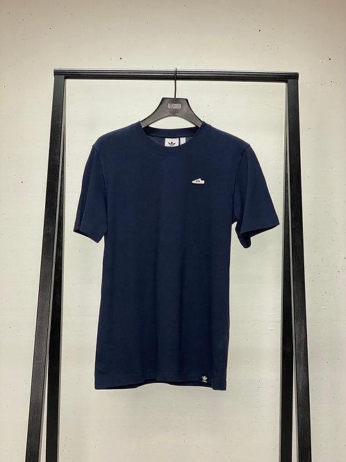 Adidas S/s Superstar Tee Navy
