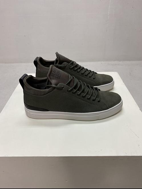 Blacktone Leather Sneaker Tarmac