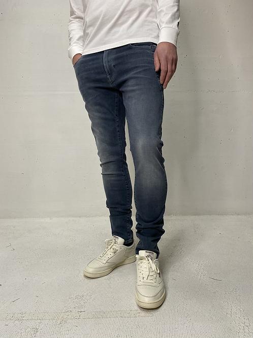 G-Star Lancet Skinny Fit Grey | Blue