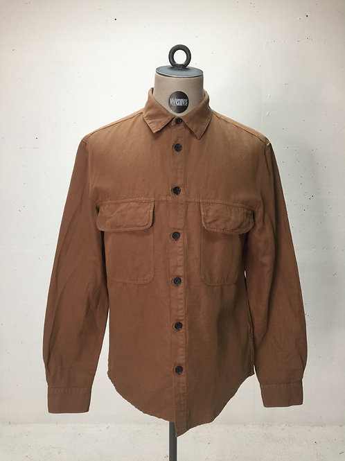 Drykorn Pockets Shirt Brown