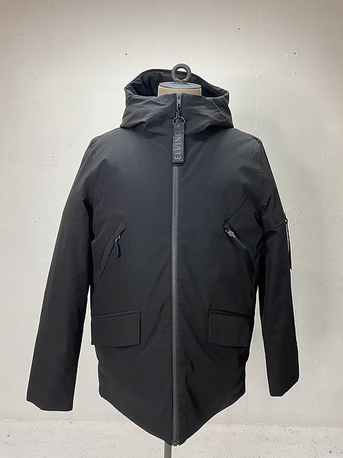 Elvine Winter Jacket Black