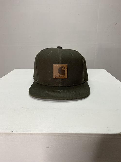 Carhartt Logo Cap Army Green