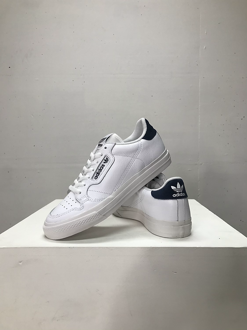 Adidas Continental Vulc White/Navy