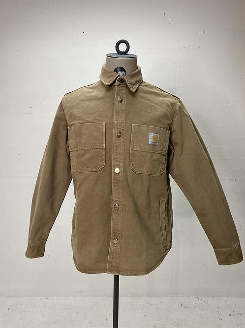 Carhartt Organic Cotton Shirt/Jack Brown