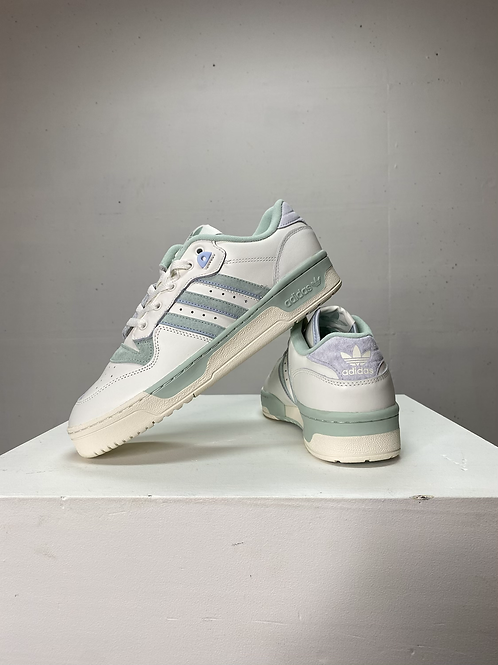 Adidas Rivalry Low White/Mint