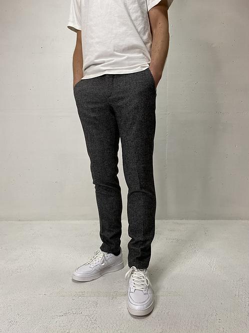 Drykorn Stretch Pants Dark Grey
