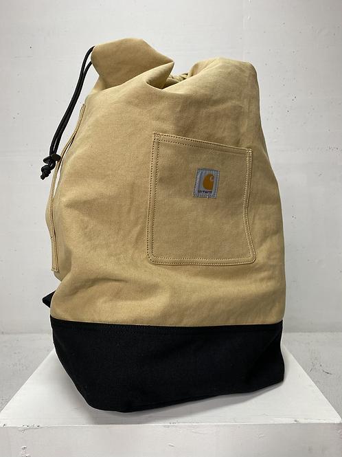 Carhartt Canvas Duffle Bag Sand