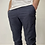 Thumbnail: Drykorn Stretch Pants Print Navy