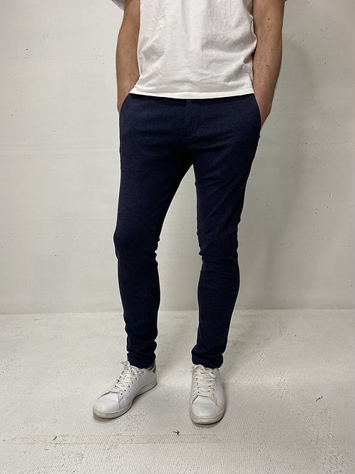 Drykorn Comfort Stretch Chino Navy