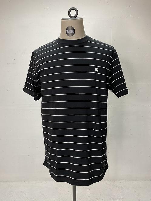 Carhartt S/S Stripe T Black