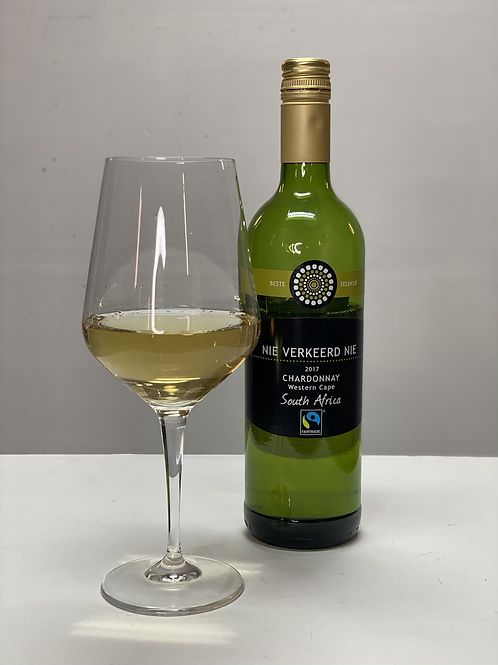 Nie Verkeerd Nie, Chardonnay (fles)
