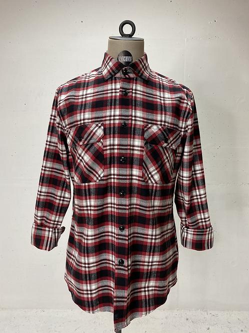 Strellson Flannel Shirt Red