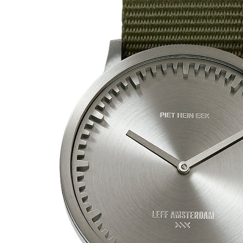 Leff Amsterdam Tube Watch T40 Nato
