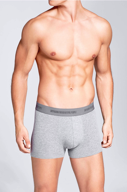Drykorn Boxer Corbin 3-pack Grey