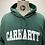 Thumbnail: Carhartt University Hoodie Green