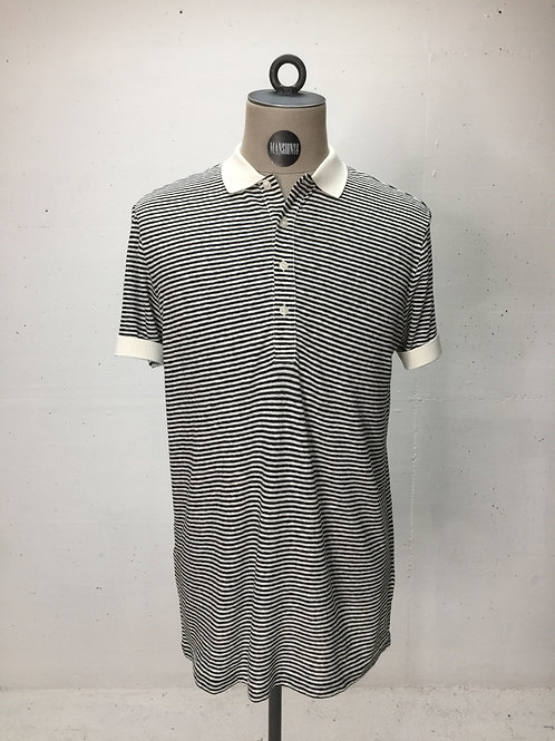 Drykorn Polo Stripes