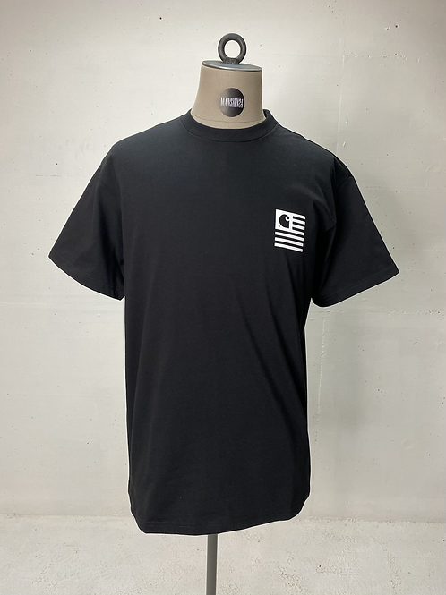 Carhartt Flag T Black