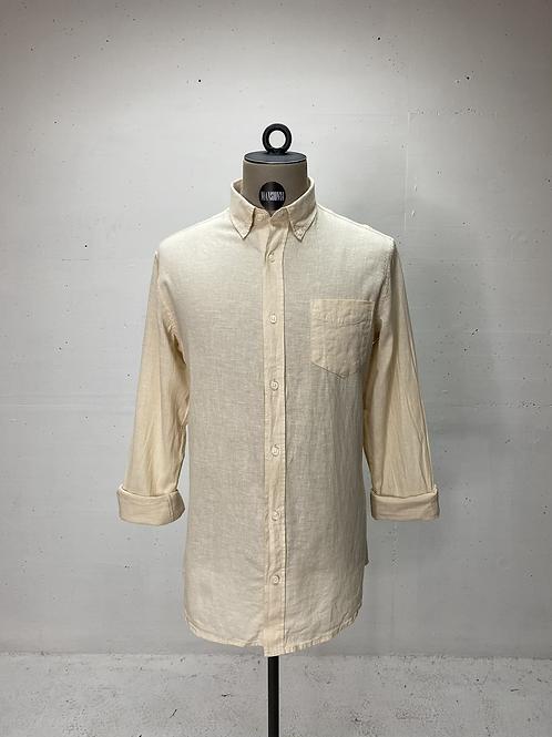 Suit Linen Shirt Off White