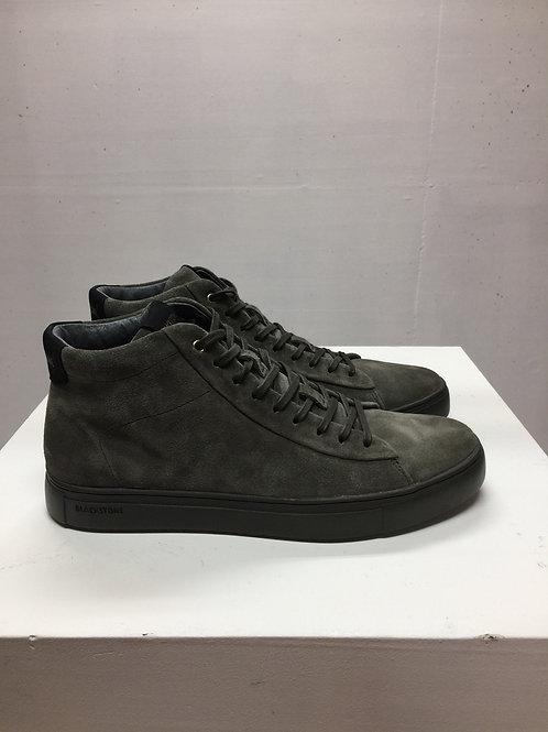 Blackstone Dark Olive Mid Sneaker