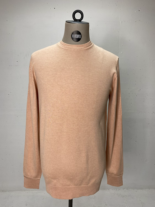 Scotch & Soda Crewneck Knit Peach