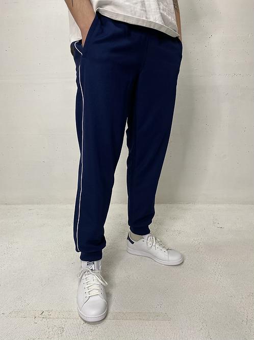 Adidas Retro Stripe Pant Navy