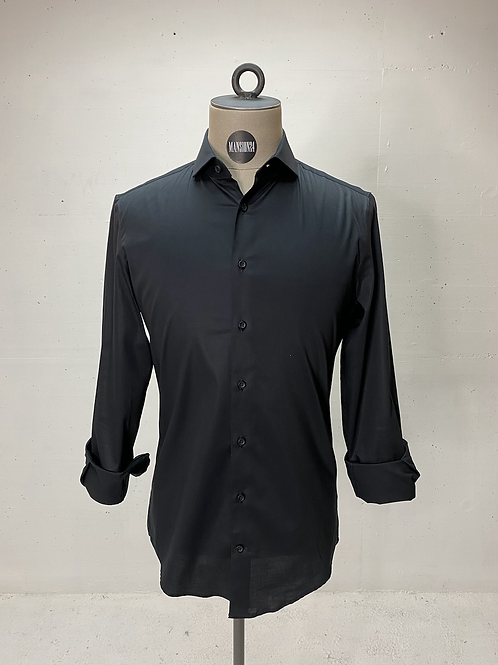 Drykorn Dressed Stretch Shirt Black