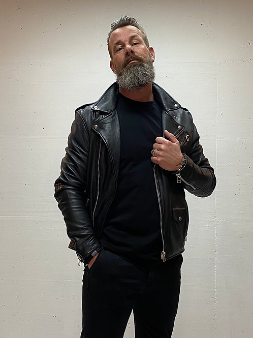 Goosecraft Perfecto Leather Jacket