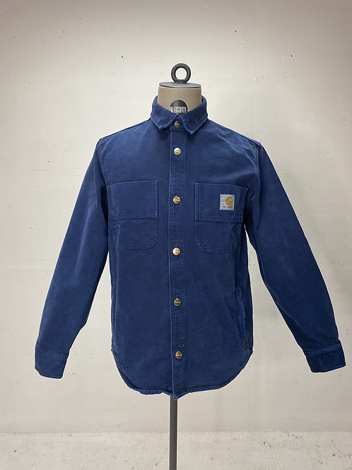 Carhartt Organic Cotton Shirt/Jack Navy