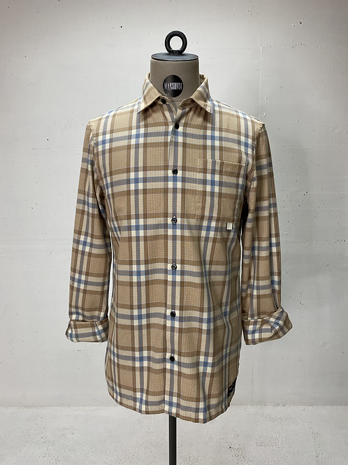 Scotch and Soda Pocket Shirt Check