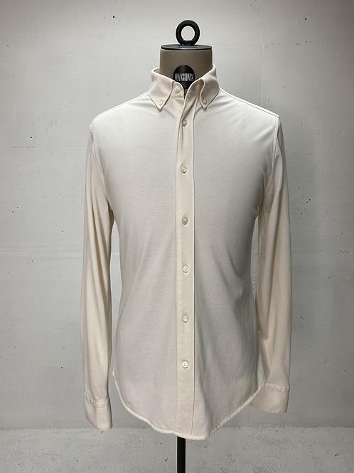 Tiger of Sweden Pique Shirt Off White