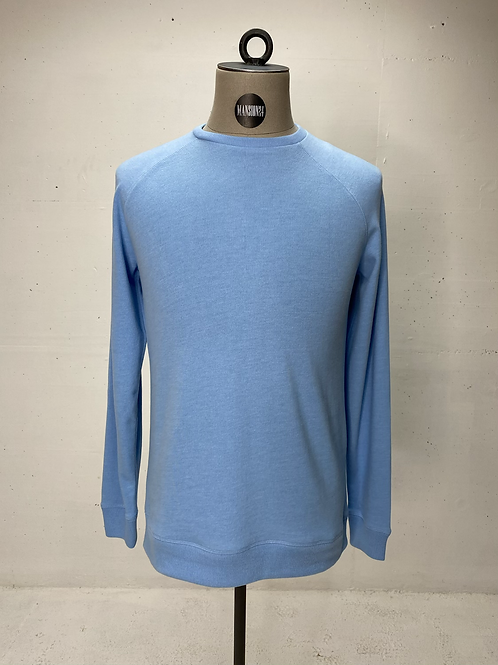 DENHAM Soft Knit Dusk Blue