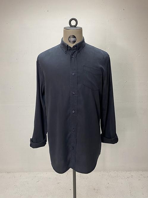 Suit Lyocel Shirt Navy