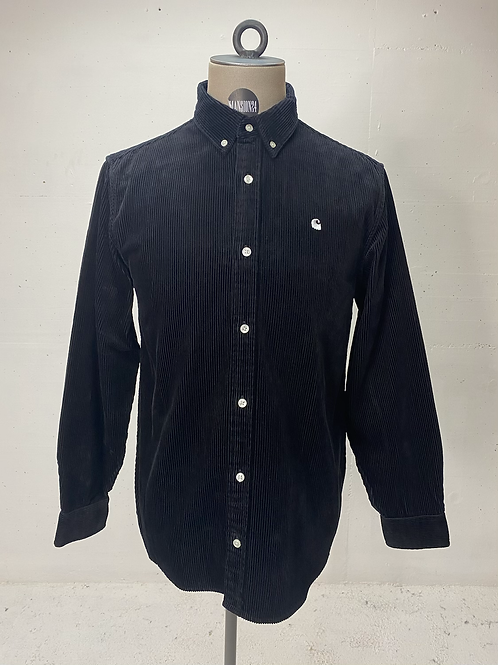 Carhartt Corduroy Shirt Black