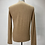 Thumbnail: T of S Virgin Wool V-Neck Knit Sand