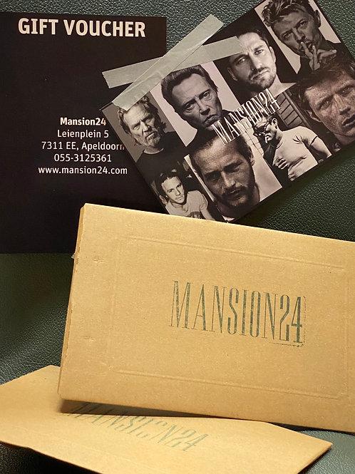 Mansion24 Gift Voucher €50,-