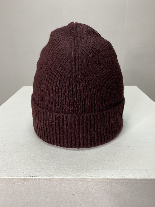 Scotch & Soda Bordeaux Beanie