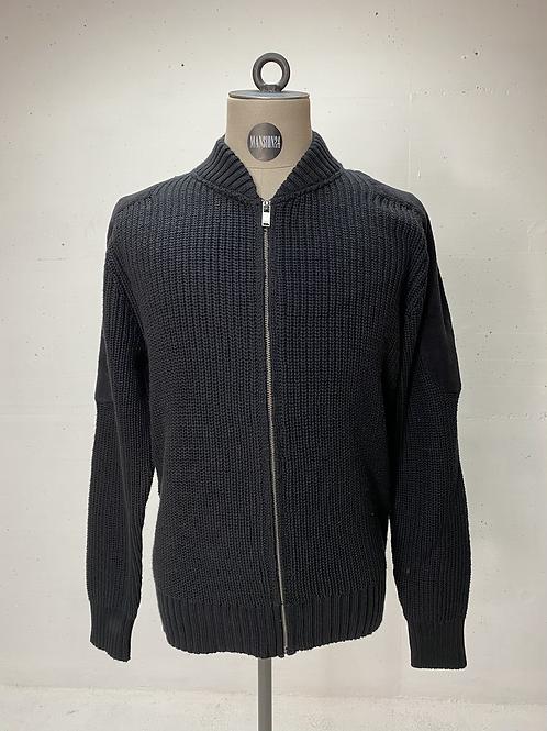 Drykorn Cotton Vest Black