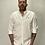 Thumbnail: Carhartt Fine Rib Shirt Off White