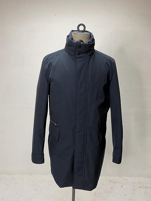 Strellson Softshell Double Coat Navy