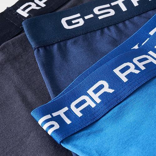 G-Star Boxer 3-pack Blue