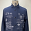 Thumbnail: Scotch & Soda Embroided Shirt Navy