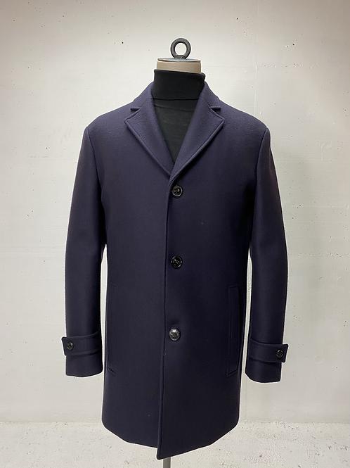 Drykorn Wool Coat Navy
