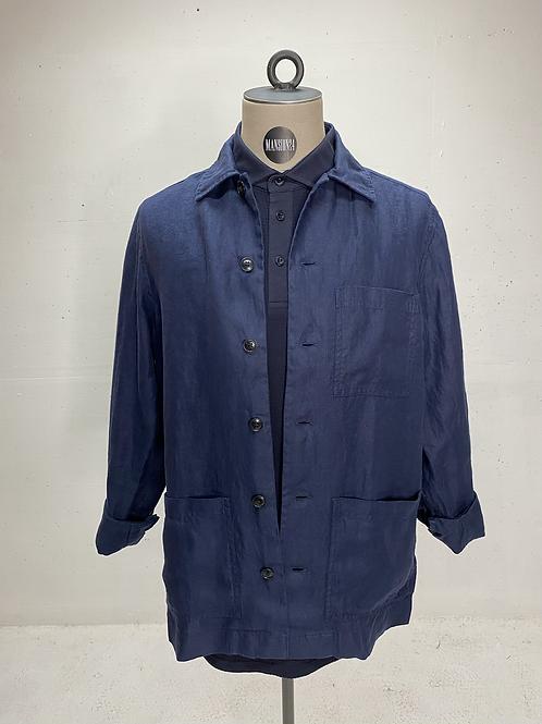 Strellson Pocket Shirt Navy