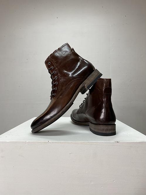 Blackstone Mogano Leather Boots