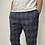Thumbnail: Drykorn Pant Grey Check