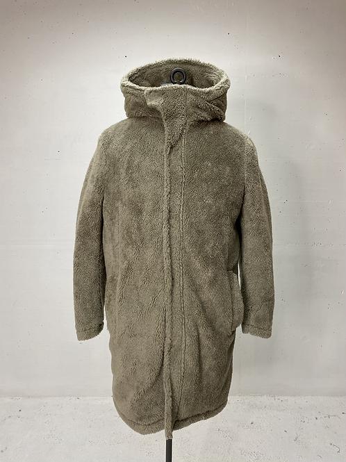 Drykorn Teddy Hooded Coat Camel